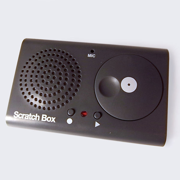 Scratch Box Sound Machine