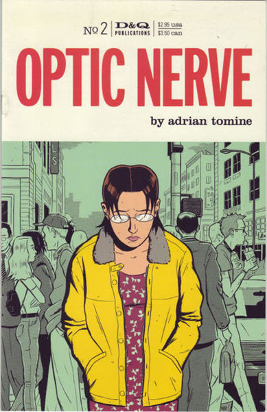 Adrian Tomine - Optic Nerve #02
