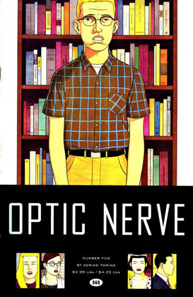 Adrian Tomine - Optic Nerve #05