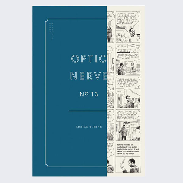 Adrian Tomine - Optic Nerve #13