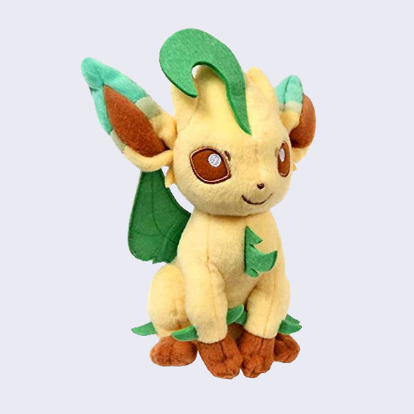 Tomy - Pokemon Plush (Leafeon)