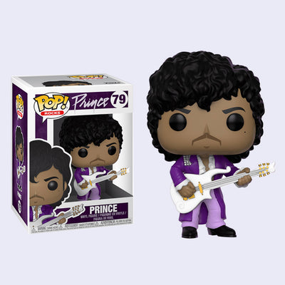 Funko - Prince (Purple Rain) Vinyl Pop! Figure