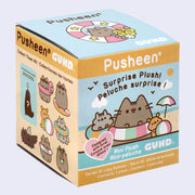 Pusheen - Surprise Plush Blind Box (Series 10: Lazy Summer)