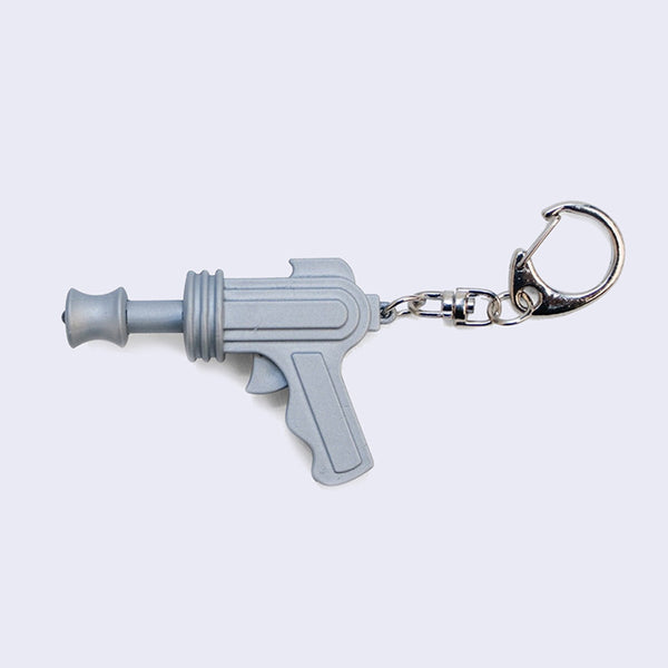 Ray Gun LED Light-Up Keychain