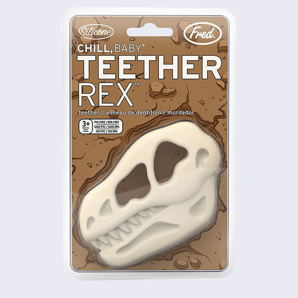 Fred - Chill, Baby Rex Teether