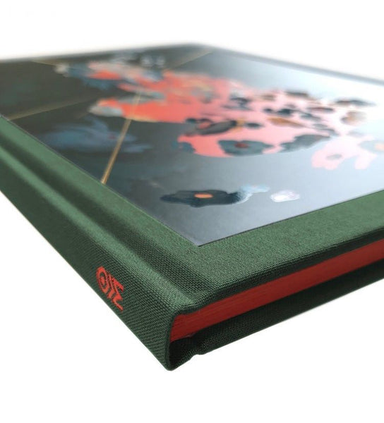 James Jean - Azimuth Stargaze DELUXE Monograph with Slipcase and Print Edition 200