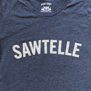 Giant Robot - Sawtelle T-shirt (Heather Blue)