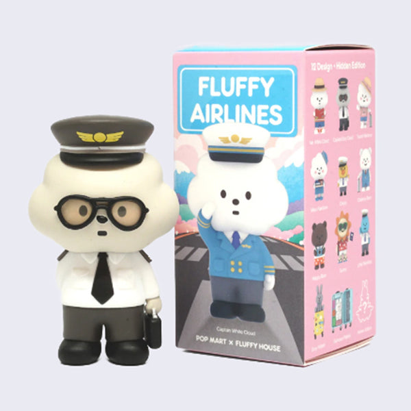 Fluffy Airlines - Mr. White Cloud Mini Series 5