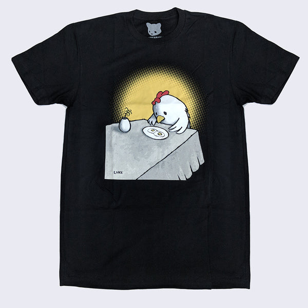 Luke Chueh - I Asked for Scrambled T-shirt