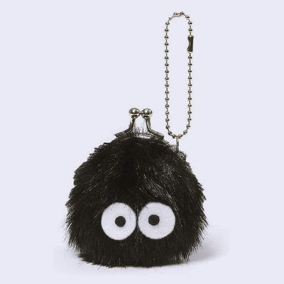 "Totoro Dust Bunny 3"" Coin Purse"