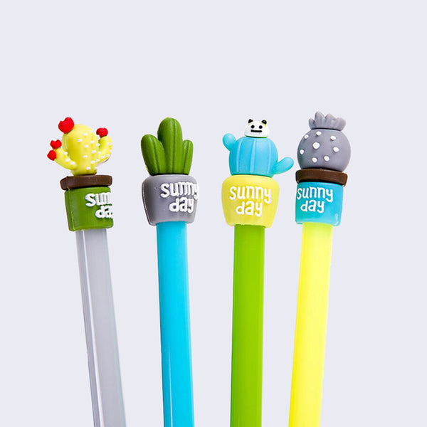 Cactus Pen (Assorted)