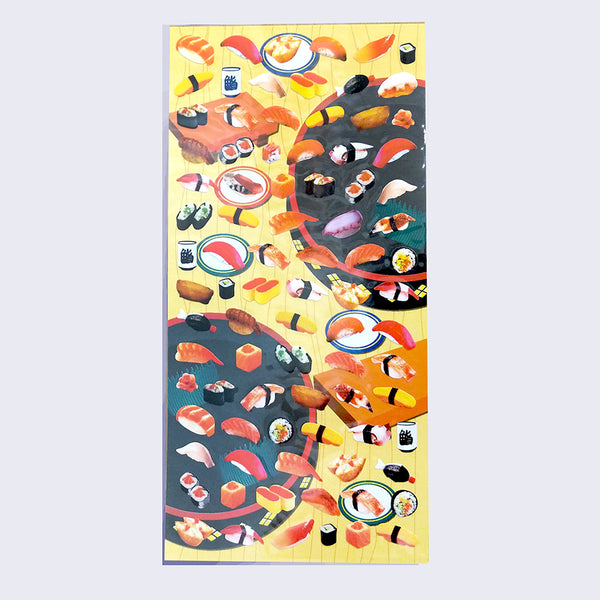 Mind Wave - Sushi Sticker Sheet