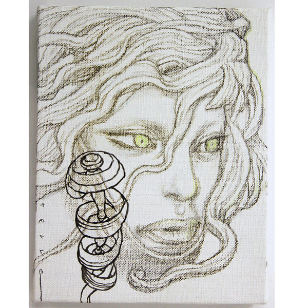 Katsuya Terada - Mixed Media - #5