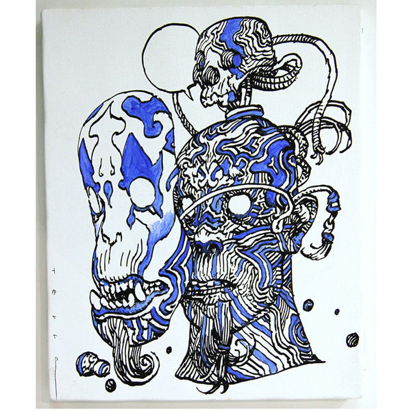 Katsuya Terada - Mixed Media - #7