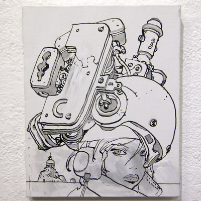 Katsuya Terada - Mixed Media - #8