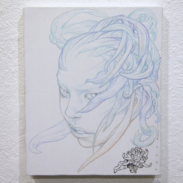 Katsuya Terada - Mixed Media - #10