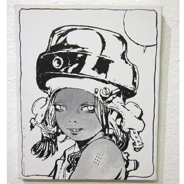Katsuya Terada - Mixed Media - #19