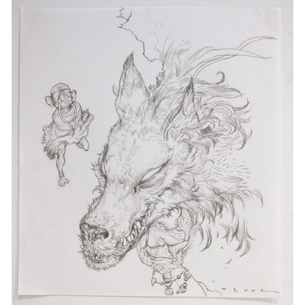 Katsuya Terada - Terada's Book Illustration 15 Knights Story - #67