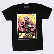Tee No Evil - Punch Out T-shirt (Black)