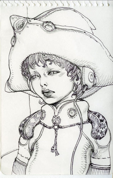 Katsuya Terada - Hot Pot Girl Drawing 19 - #60