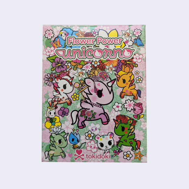Tokidoki - Flower Power Unicorno Blind Box