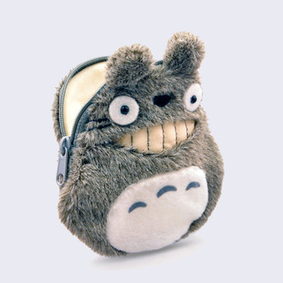 "Totoro 5"" Coin Purse (Smiling)"