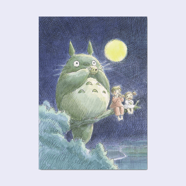 My Neighbor Totoro Flexi-Journal