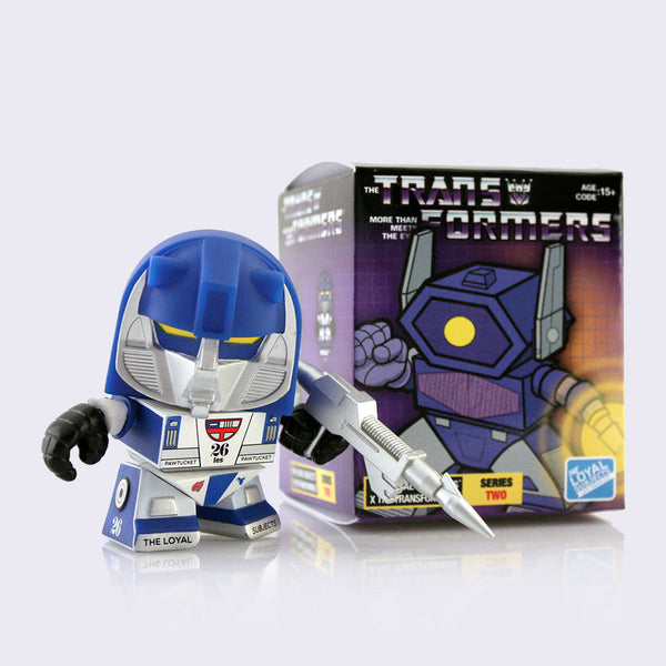 The Loyal Subjects x Transformers Mini Vinyl Figure (Series 2)