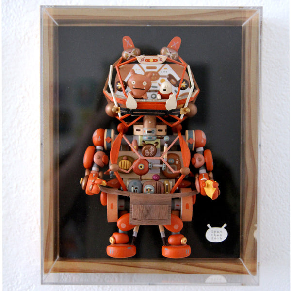 Sean Chao - Wage Robot - #45