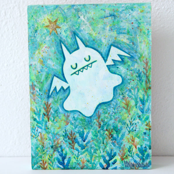 Moo - Ice-Bat (Painting) - #83