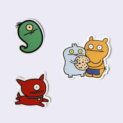 Uglydoll- Sticker Set