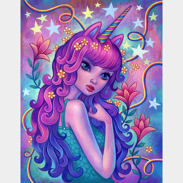 Jeremiah Ketner - Unicorn Girl - #41