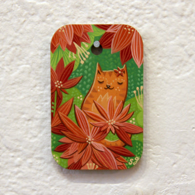 Susie Ghahremani - Tropical Cat - #13