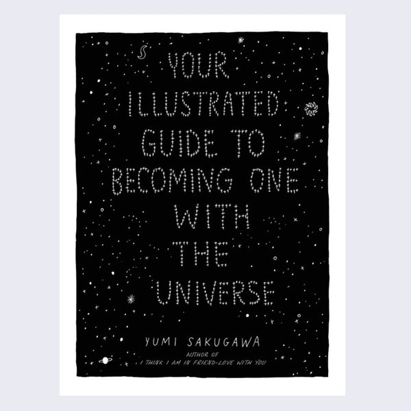 Yumi Sakugawa - Your Illustrated Guide to Becoming One With The Universe