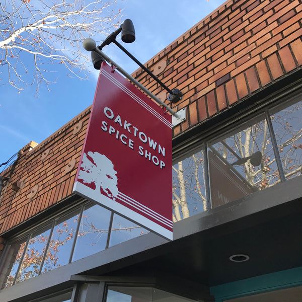 Coming soon: Oaktown Spice Shop in Albany!