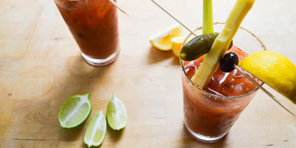 Bloody Mary for Two
