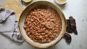Instant Pot Pinto Beans with Mexican-Style Adobo