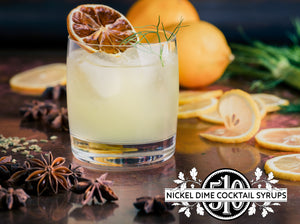 June 22nd: Nickel Dime Cocktail Syrup Tasting! (Oakland)