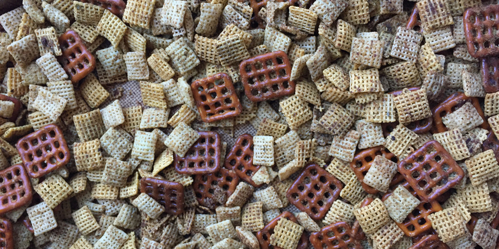 Homemade Ranch-Flavored Chex Mix