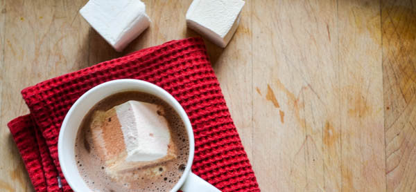 Simple Spicy Hot Cocoa
