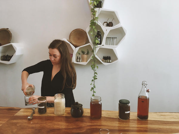 June 28th: Brew Kombucha at Home with Herbs and Spices (ALBANY)