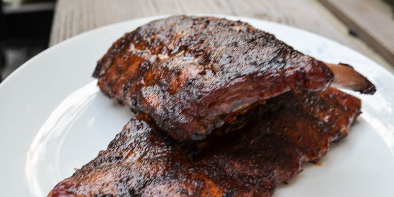 Low and Slow BBQ Ribs