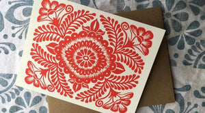 May 11th: Handcrafted Prints with Mano con Ojo (ALBANY)