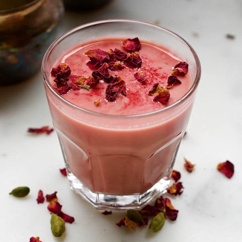 Beetroot Chai