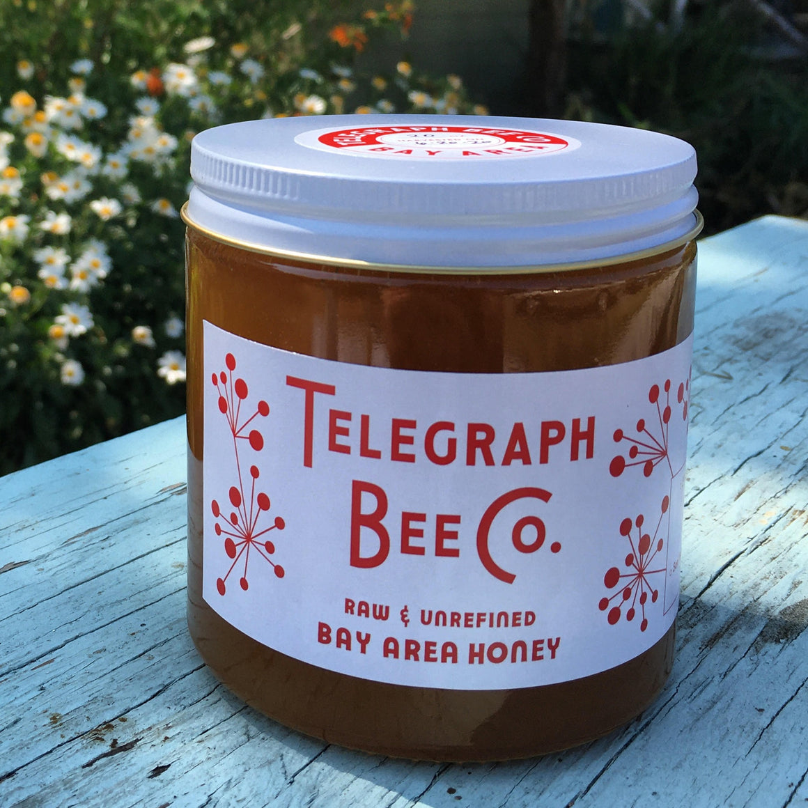 Telegraph Bee Co. Honey (Pickup Only)