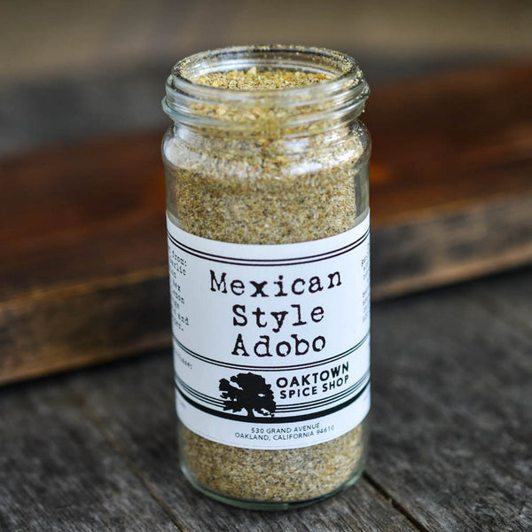 Mexican-Style Adobo