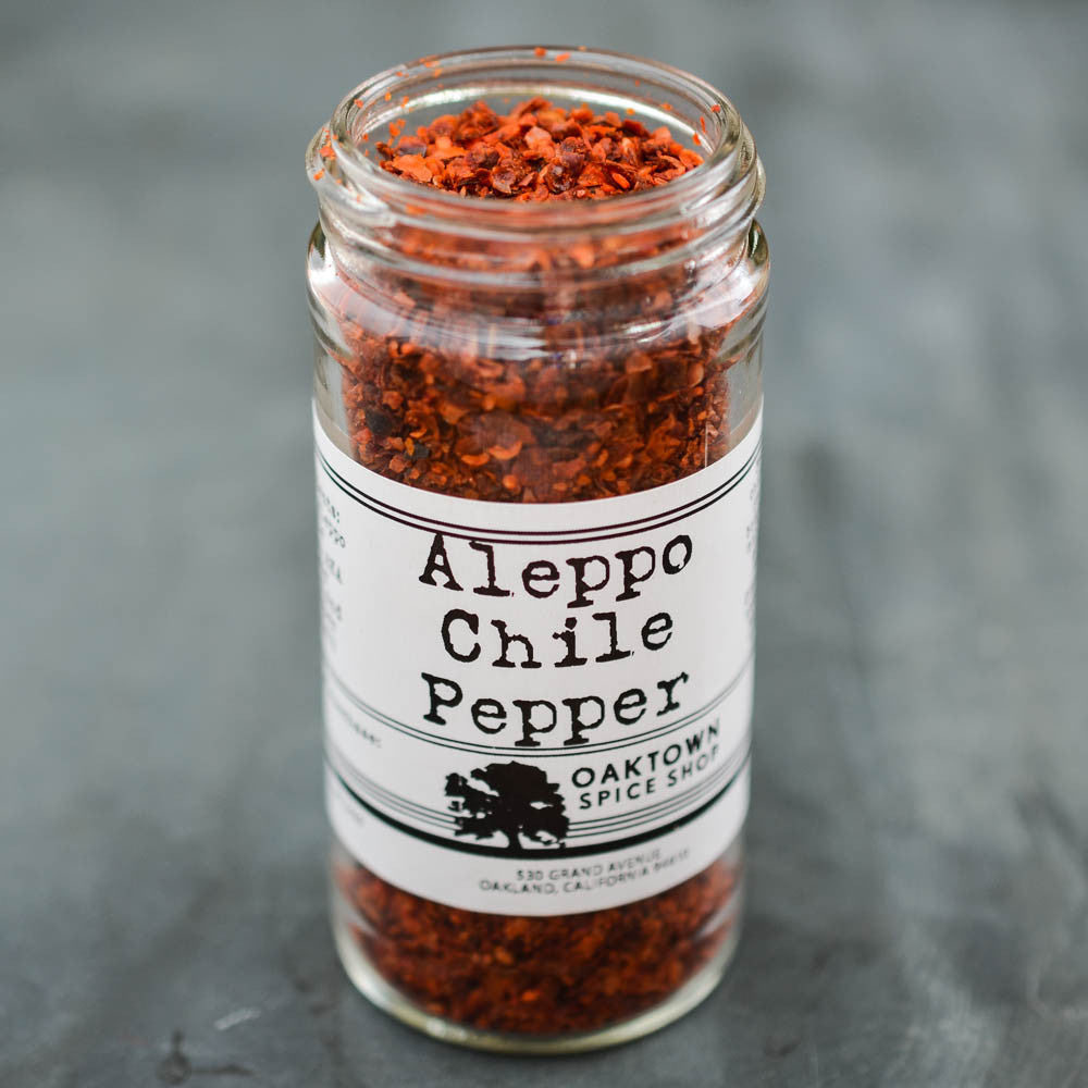 Aleppo Chile Pepper 1/2 cup jar