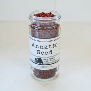 Annatto Seeds, Whole