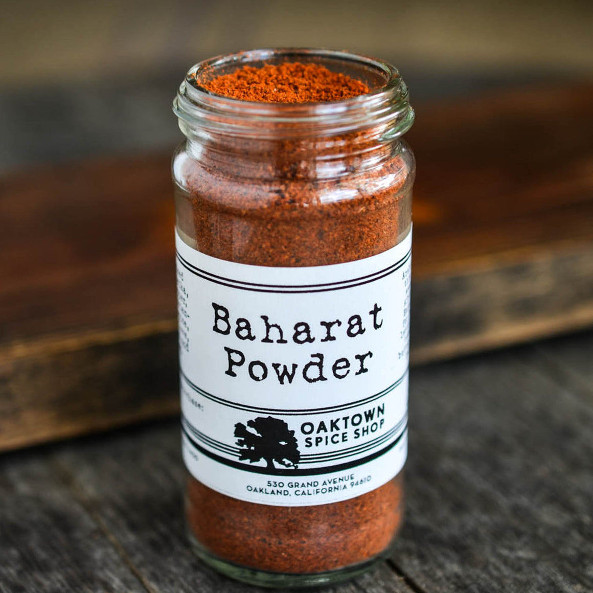 Baharat Powder 1/2 cup jar