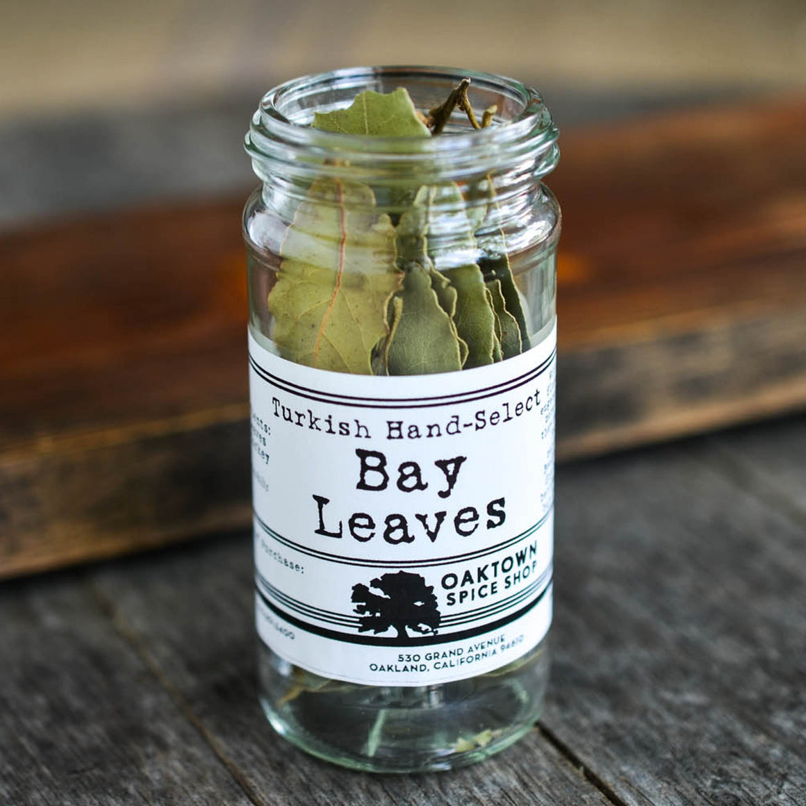 Bay Leaves, Turkish Hand-Select